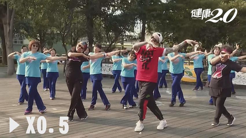 跟著「細妹按靚」輕快的音樂 MAX老師教你舞出熱情與活力|健康2.0