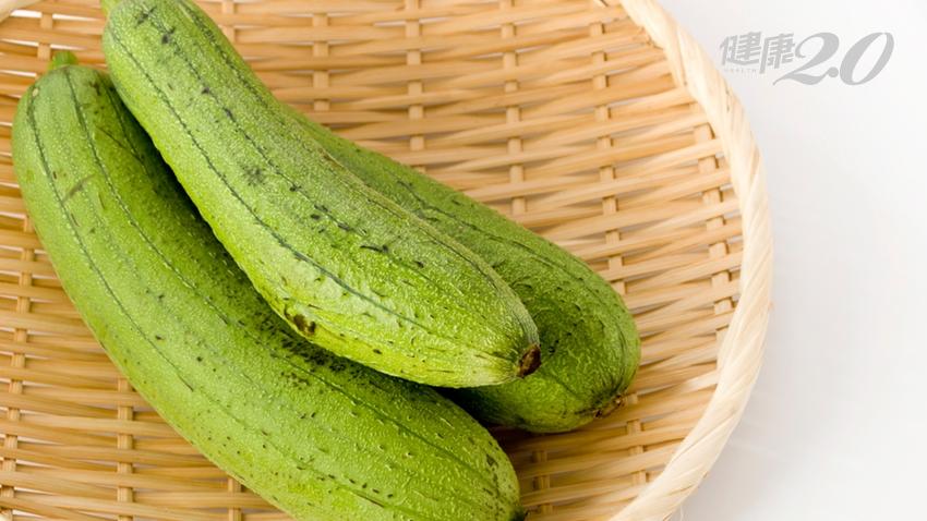 「絲瓜苦苦的」能吃嗎?營養師解析絲瓜5大好處 連心血管都顧到了 健康2.0