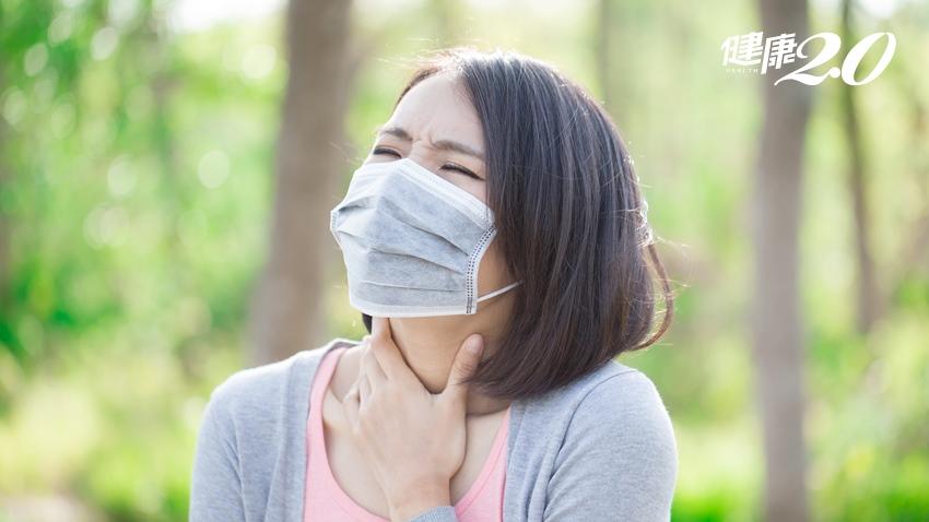 發燒喉嚨痛不是新冠肺炎!深頸部感染4狀況快就醫 健康2.0