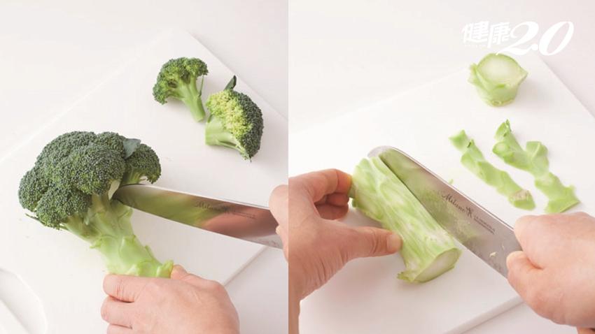 檸檬輸了!青花椰菜維生素C高2倍 這樣挑最新鮮,最好吃|健康2.0