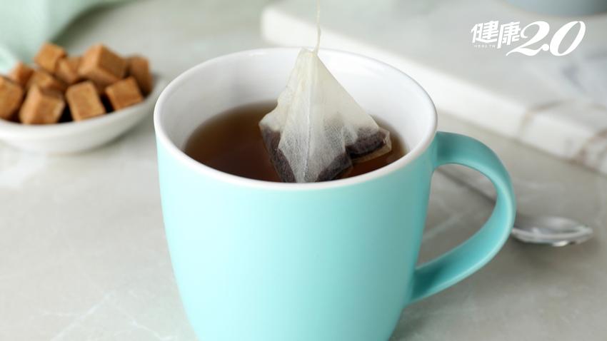 這樣泡茶不對。茶多酚都沒了!「泡茶1關鍵」醒腦提神、增加骨密度 健康2.0