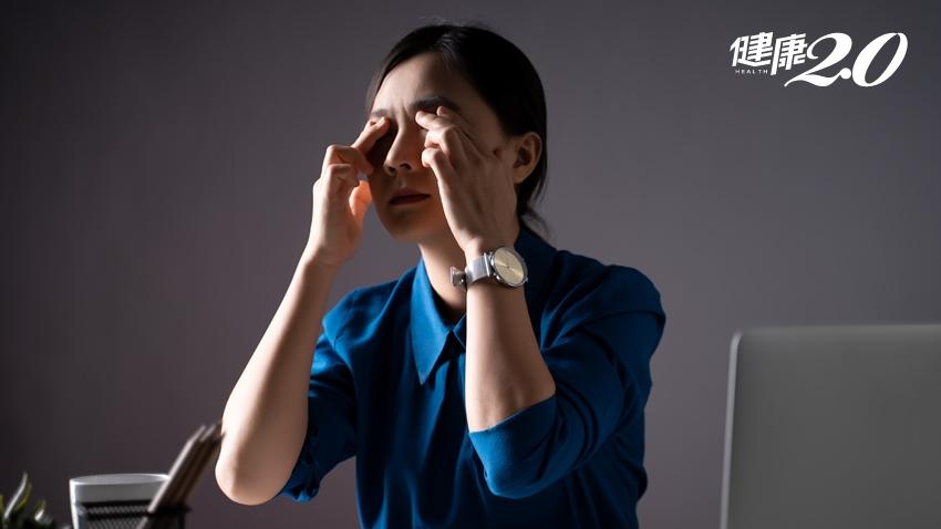改善眼睛痠澀 吃枸杞最有效!中醫師說護眼。輕按4穴道就好|健康2.0