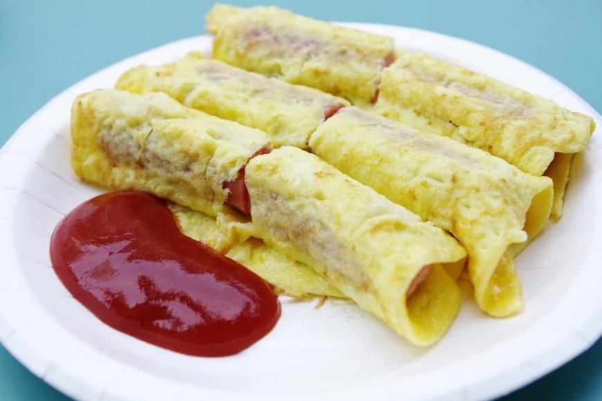 南部美味「熱狗蛋」 她在臺北點傻眼嘆:真的吃不到│TVBS新聞網