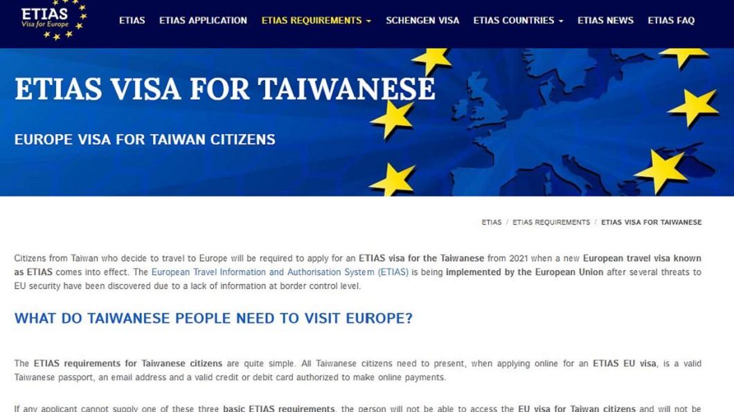 免簽GG?2021年起赴歐須申請電子簽 外交部這樣說│TVBS新聞網