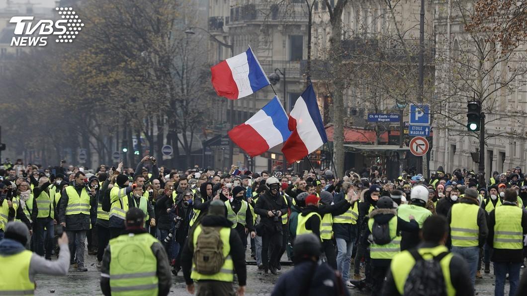 法國「黃背心」運動走調 重點快速了解│TVBS新聞網