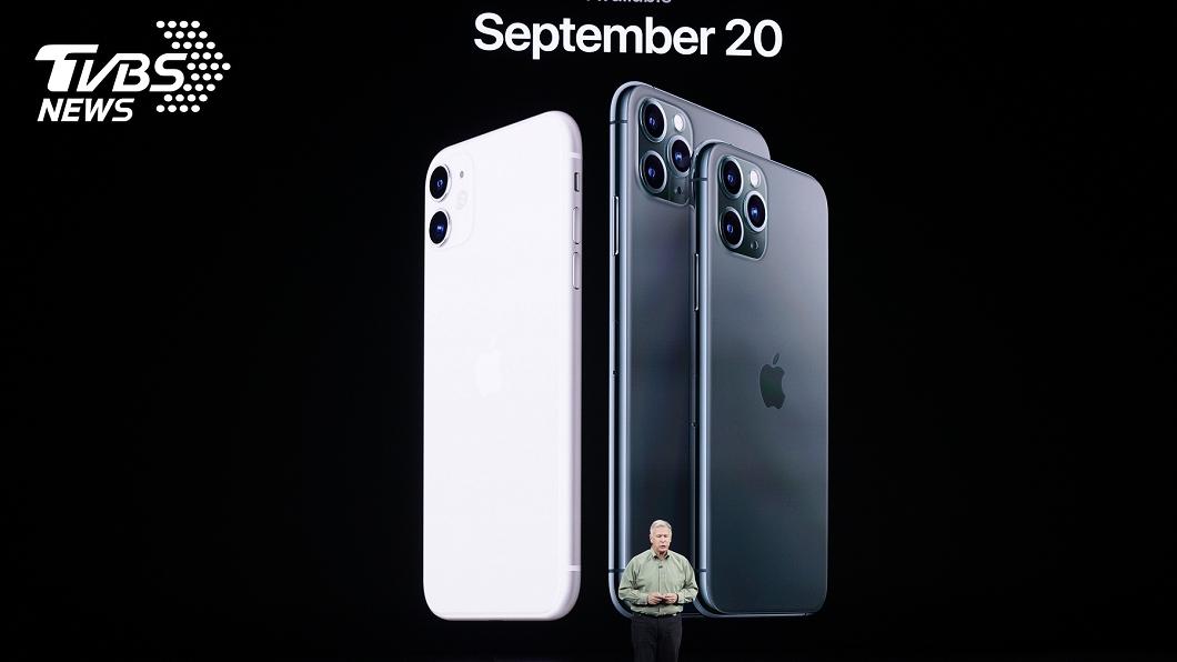 蘋果iPhone 11登場 特色簡介一次看│TVBS新聞網