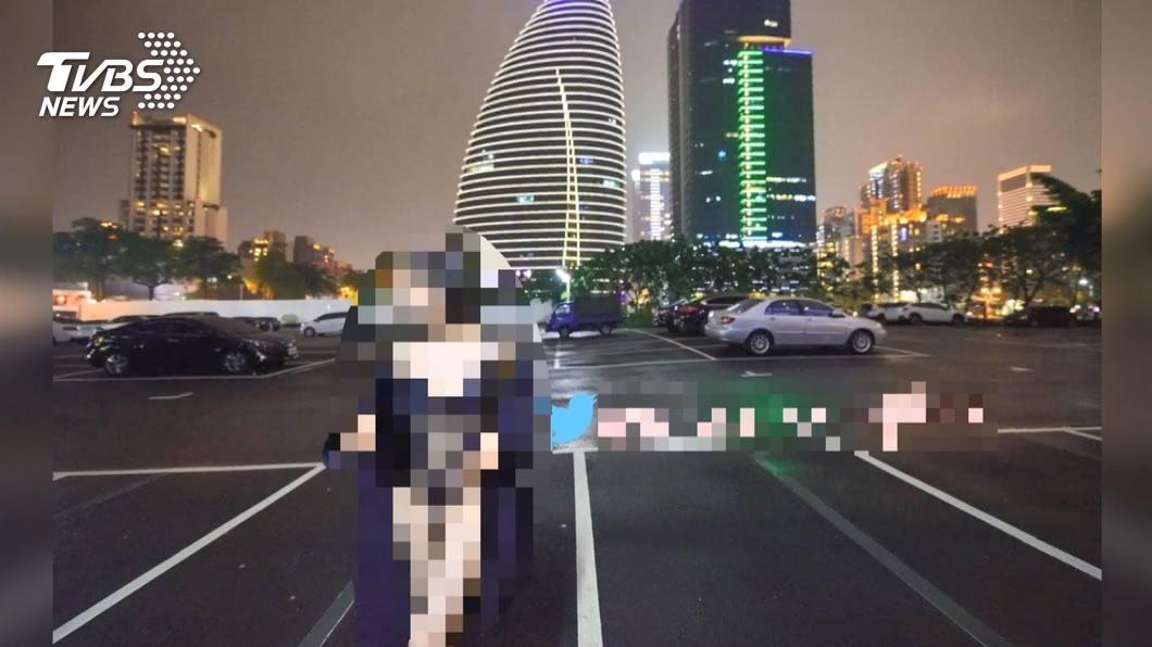 民眾在旁照拍! 裸拍族攻陷臺中知名賣場│TVBS新聞網