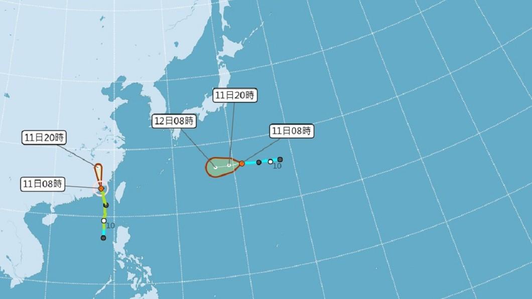 颱風米克拉遠離 金門及臺灣海峽北部警報解除│TVBS新聞網