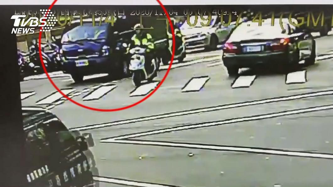 員警攔酒駕! 竟查到「死亡人口」開車送貨│TVBS新聞網