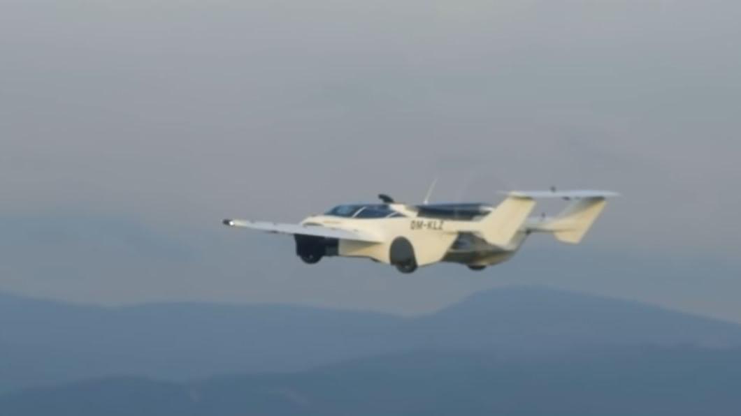 最快達200km/h 飛天車AirCar試飛成功│TVBS新聞網