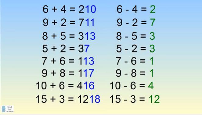 「6+4=210,?+?=123」 一道題引網友瘋挑戰│TVBS新聞網
