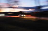 Speedy car at night light painting - cc0.photo