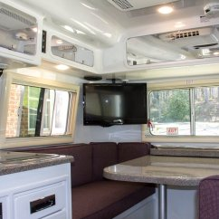 Kitchen Overhead Lights Cabinet Decor Check Out The Oliver Legacy Elite Travel Trailer
