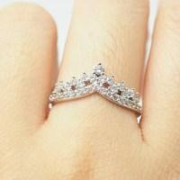 Princess Crown Ring, Cinderella Ring, Vintage Ring, Cute ...
