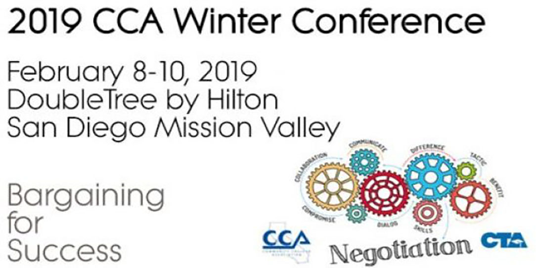lg CCA Winter Conference 2019