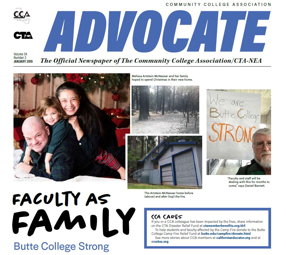 Advocate Jan 2019 preview