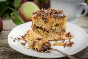 Apple Coffee Cake Advanced Pastry