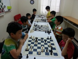 Aug Monthly Children Chess Tournament