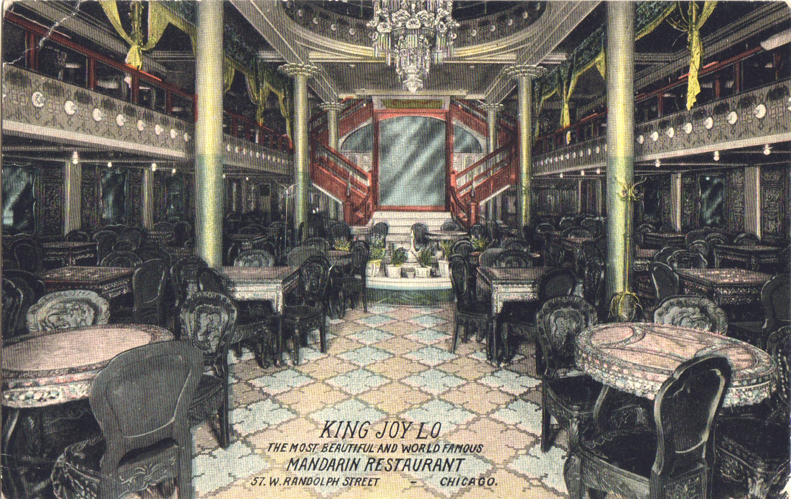 Era of Opulence: Chinese Fine Dining (4/24/2021 – 9/26/2021)