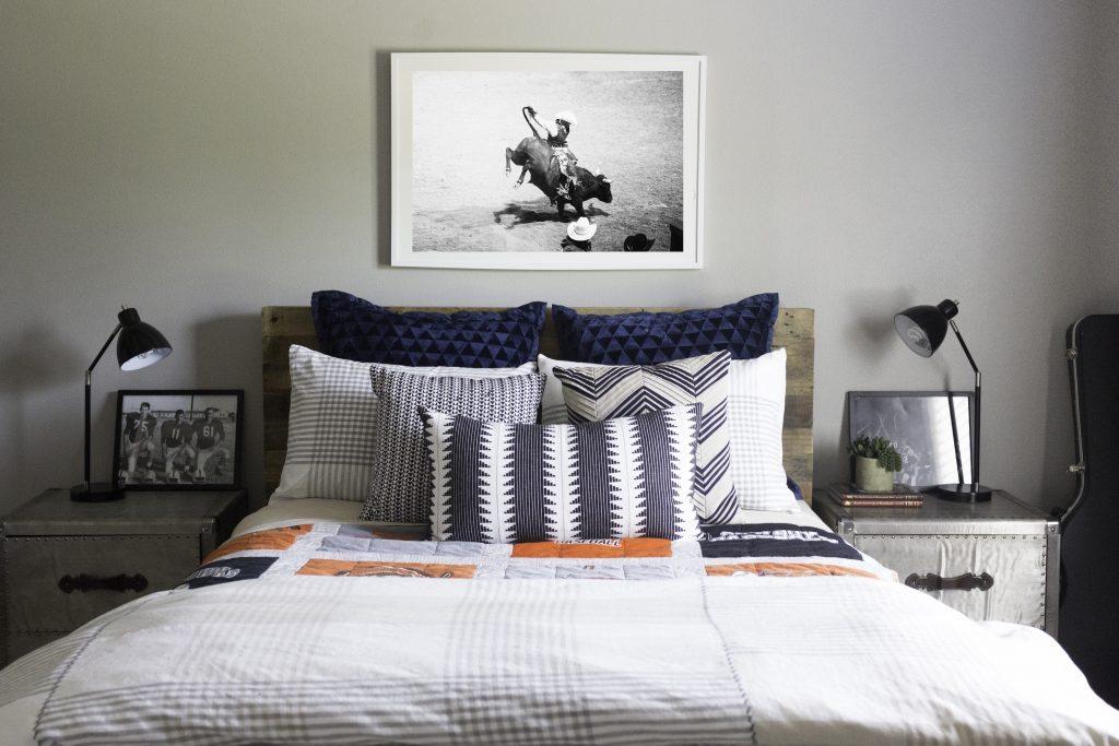 Modern Home Decor Ideas - Teen Boy Bedrooms