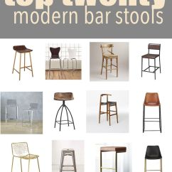 Modern Kitchen Stools Cheap Backsplash Tile Top 20 Bar Cc And Mike Lifestyle