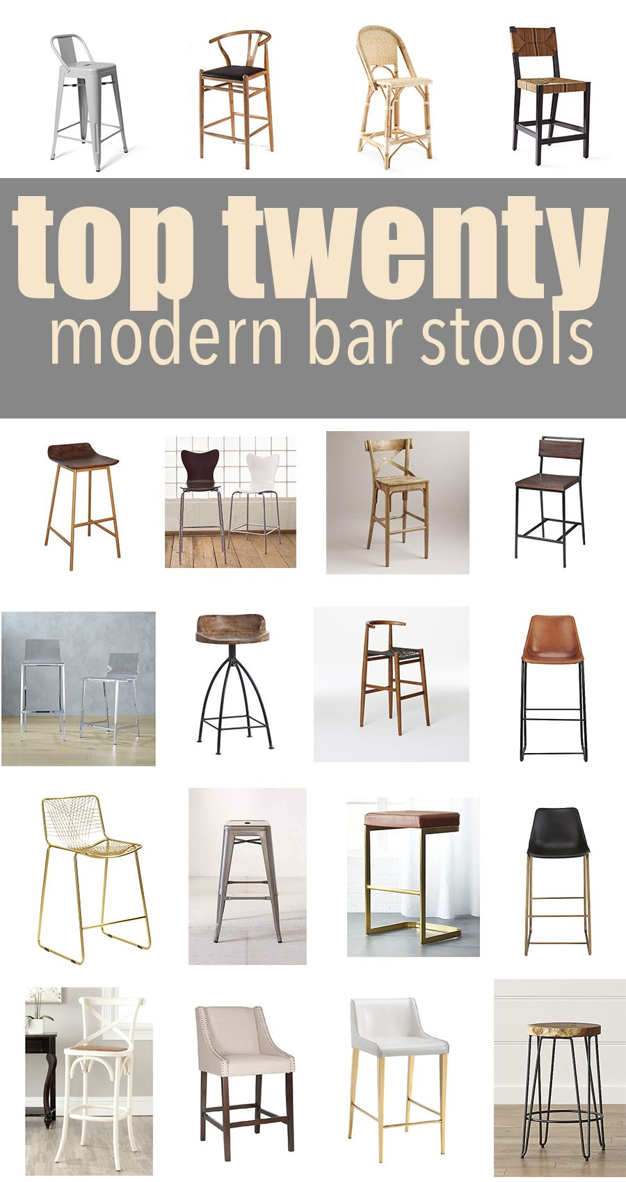 kitchen bar stool countertop storage top 20 modern stools cc and mike lifestyle