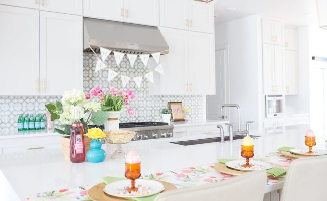 Easter Parade Home Tour Cc And Mike Lifestyle And