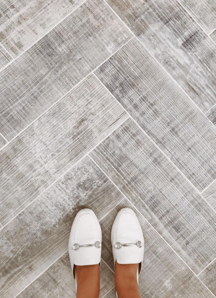 5 beautiful herringbone wood floor