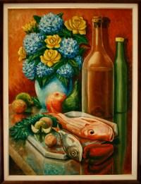 Bodegn con peces | C. Carlos Artesanas