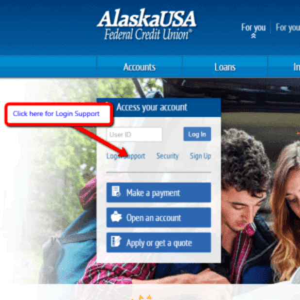 Alaska credit union