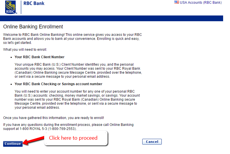 Rbc Online Banking Personal