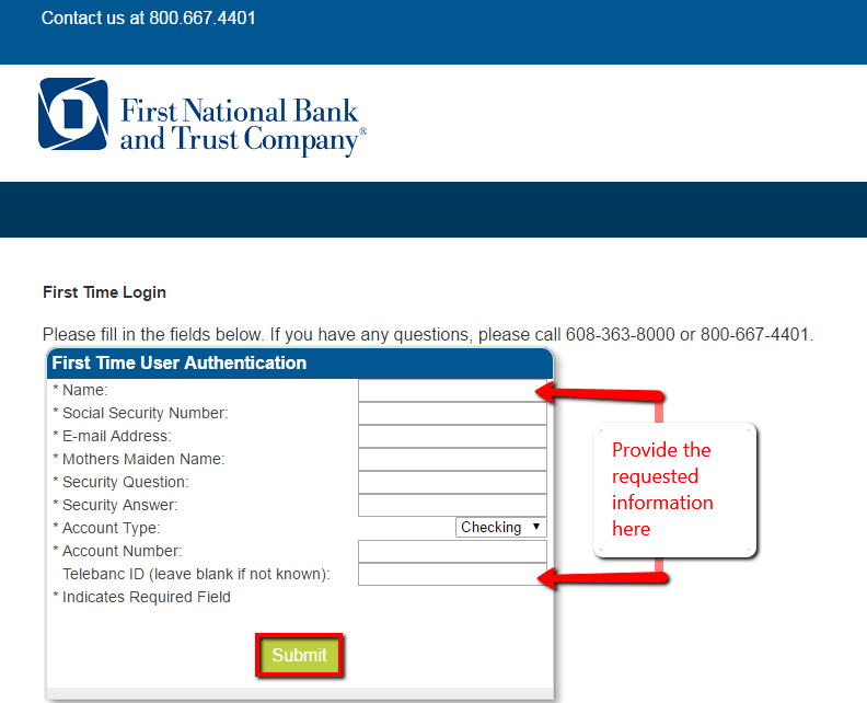 First Trust Personal Online Banking