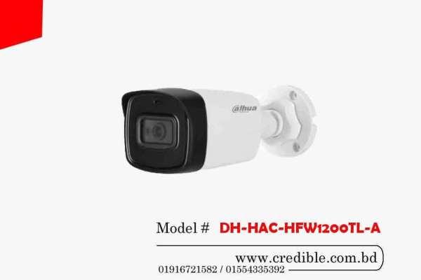 Dahua Camera DH-HAC-HFW1200TL-A