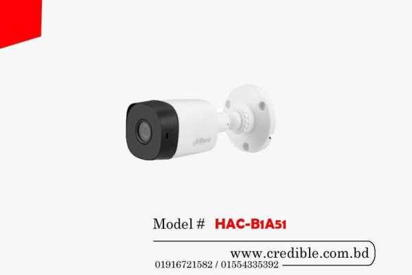Dahua Camera HAC-B1A51