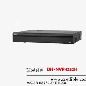 Dahua NVR 4432-4K