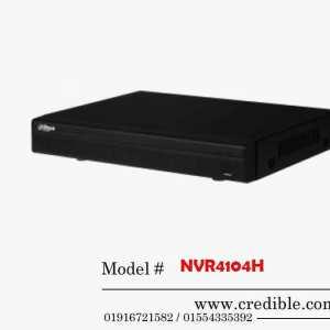 Dahua NVR NVR4104H