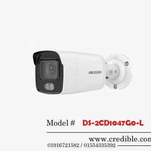 Hikvision Camera DS-2CD1047G0-L