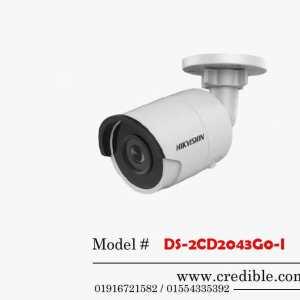 Hikvision Camera DS-2CD2043G0-I