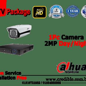 Dahua CCTV Package 1Pc