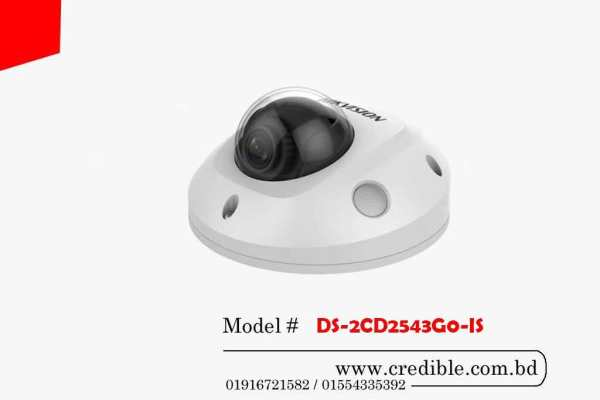 Hikvision Camera DS-2CD2543G0-IS