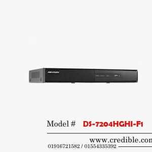 Hikvision DVR DS-7204HGHI-F1