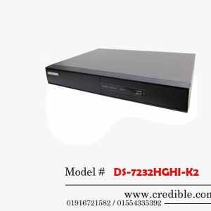 Hikvision DVR DS-7232HGHI-K2
