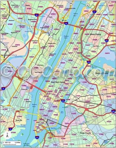 Charleston Zip Code Map : charleston, County, Maps., Viewing, Purchase