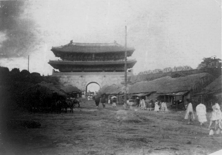 日本併合前後の朝鮮の寫真