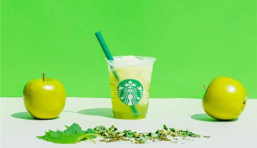 煎茶×グリーンアップルフローズンの期間は?カロリーや味の感想も!