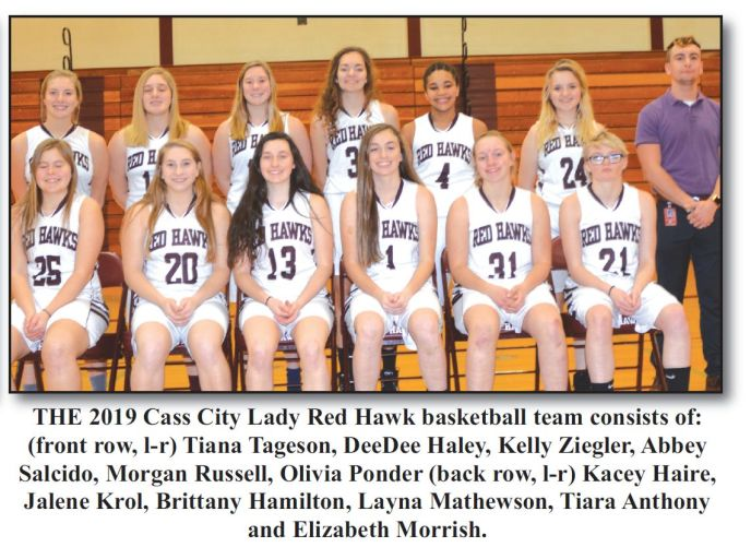 CCHS Girls Basketball