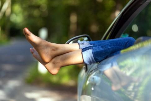 car-feet