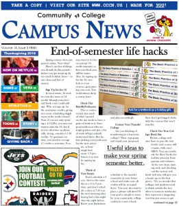 Read our latest issue! Click above.