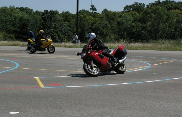 Motorcycle training courses at SUNY Ulster