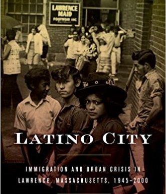 'Latino City' author to speak